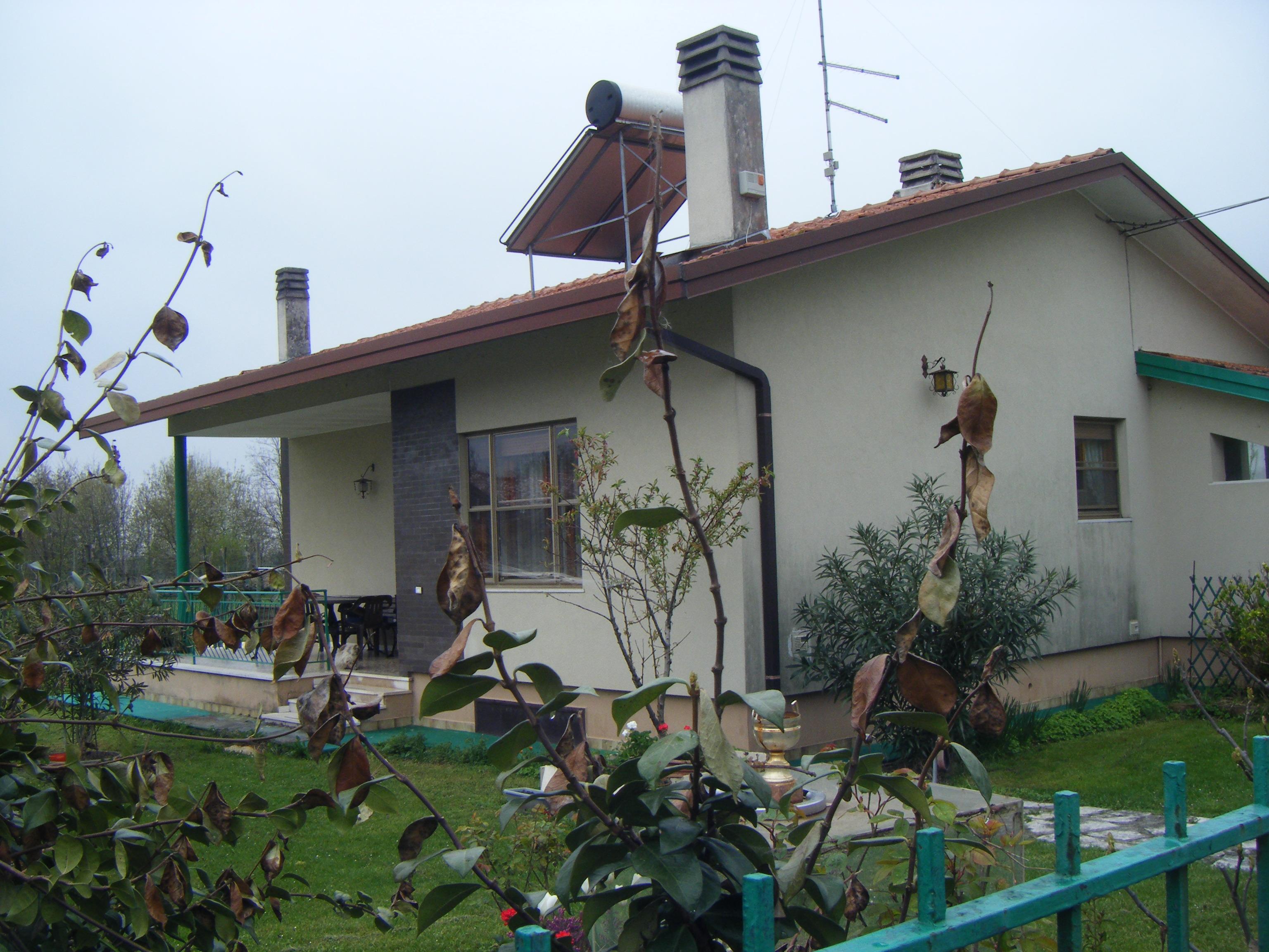 Casa singola san martino di campagna pn 42 for Piani casa di campagna rialzata